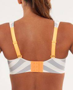 Say ta-ta to discomfort (bounce is fun for Tigger, not so great for our bust).      Awesome sports bra- great reviews!