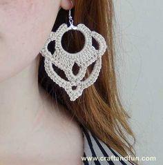 Ring Bracelet, Ring Earrings, Bracelets, Crochet Earrings, Mani, Jewelry, Fashion, Rings, Stud Earrings