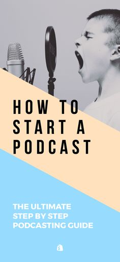 As podcast listenership continues to grow, this new audience could help to grow your business. The ultimate guy to starting a podcast.