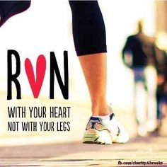 Run your feelings! #Relieves stress!!!