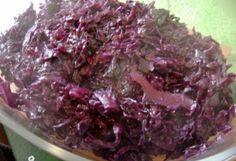 Aszalt szilvás párolt lilakáposzta | NOSALTY – receptek képekkel