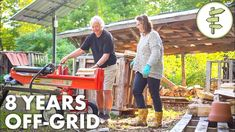 Retired Couple Living Off-Grid Shares Their Experience Natural Pond, Natural Herbs, Holistic Management, Insulated Concrete Forms, 100 Acre Wood, Smart Home Design, Energy Projects, Solar Power System, Sustainable Energy