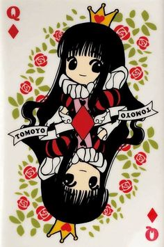 Card Captor Sakura - Tomoyo : The Queen ( Card Game )