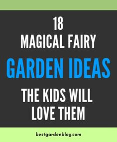 Find more information on *** Over 15 Fairy Garden Ideas for kids DIY Check the webpage to find out Patio Design, Garden Design, Minimalist Garden, Garden Markers, Garden Photos, Fairy Houses, Decorating Blogs, Diy For Kids, How To Find Out