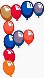 Oh my Alfabetos!: Alfabeto hecho con globos dibujados.