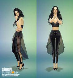 Sims4 Marigold