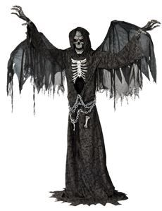 Angel of Death Life-Sized Animated Prop