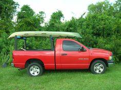 DIY Kayak racks