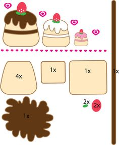 Cake pattern by Mokulen22 on deviantART