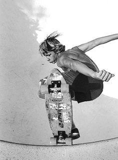 #california #oldskool #vert #skateboard #dogtown #rad #cool - JAY ADAMS owns 2 Vikings of Skate Ts