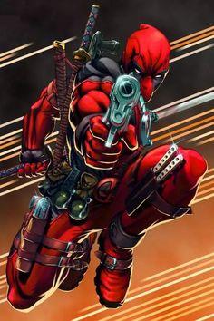 Marvel Comics Superheroes, Marvel Art, Marvel Avengers, Marvel Images, Marvel Heroes, Dc Comics, Deadpool Art, Lady Deadpool, Deadpool Chibi