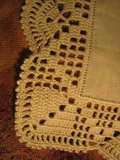 Filomena Crochet and Other Handcraft: Crochet - another bedroom set