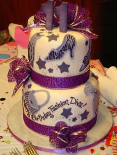 My Friends Daughters Th Birthday Cake Cakes And Creations - 11th birthday cake ideas
