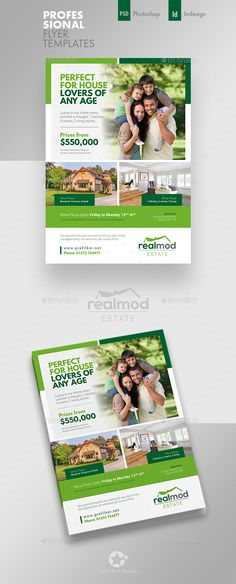Buy Real Estate Flyer Templates by grafilker on GraphicRiver. Real Estate Flyer Templates Fully layered INDD Fully layered PSD 300 Dpi, CMYK IDML format open Indesign or later. Real Estate Advertising, Real Estate Flyers, Advertising Ideas, Real Estate Flyer Template, Business Flyer Templates, Business Flyers, Finance Blog, Corporate Flyer, Print Templates