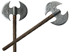 fantasy axe | Decorative Medieval Battle Axe