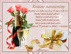 Přání k narozeninám - nedělej si z toho nic přeji Iva, Standa a Domča Merry Christmas Pictures, Birthday Text, Cardmaking, Origami, Diy And Crafts, Gift Wrapping, Place Card Holders, Table Decorations, Frame
