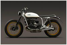 "La Corona's '81 BMW R100RS - ""004"" - Pipeburn - Purveyors of Classic Motorcycles, Cafe Racers & Custom motorbikes"