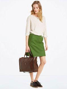 Alles im grünen Bereich Polo, Chic, Skirts, Shopping, Style, Fashion, Shabby Chic, Swag, Moda
