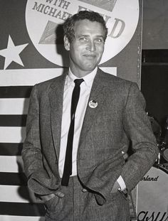 Paul Newman à New York City, 1968.