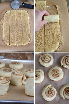 Step-by-Step Starbucks-Style Gluten Free Morning Buns How-to!