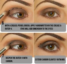 Nice tutorial on how to do make-up.   Makeup Tips, Beauty Reviews, Tutorials | Miss Nattys Beauty Diary