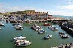 The Harbour Penthouse | West Bay | Dorset Coastal Cottages
