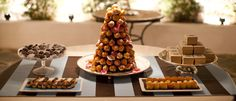 ARIA Fine Catering arranges the finest menu for your events!