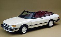 1983 Saab 900 Turbo convertible