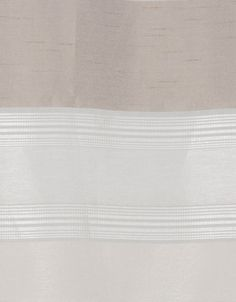 Neo Cream Shower Curtain | Hudson's Bay