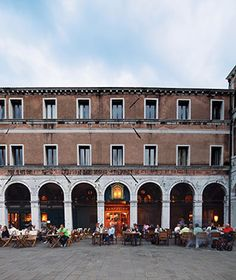 Restaurants with a View: Osteria Bancogiro, Venice