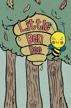 Little Ben Bee finds a new friend.    A happy story about helping a friend in need.