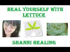 Healing Benefits of Lettuce With Shanni-Healing