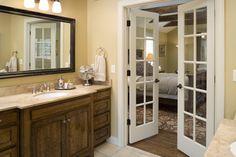 Fairway Ranch Renovation master bath - traditional - bathroom - kansas city - ROTHERS Design/Build
