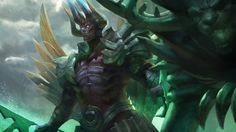 Terrorblade: The Hellion Lord Wallpaper, more: http://dota2walls.com/terrorblade/terrorblade-the-hellion-lord-wallpaper