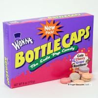 Bottle Caps my favorite non-chocolate candy.....wish they made a box with just Rootbeer!