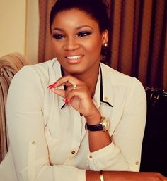 NIGERIAN TOP SECRET: See What Omotola Jalade Thinks Of APC Ruling Out F...