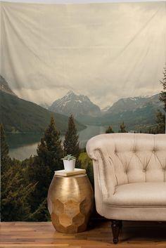 Catherine McDonald Summer In Montana Tapestry