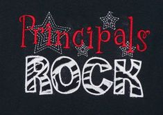 Principals Rock shirt School Staff shirt Principal gift Teacher Shirt School Shirt Principal Shirt T Principal Appreciation, Principal Gifts, Rock Shirts, School Staff, First Day Of School, Teacher Outfits, Teacher Shirts, Principals Day