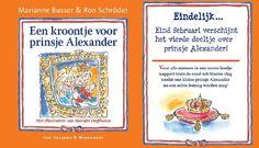 Een kroontje voor prinsje Alexander - Marianne Busser & Ron Schröder