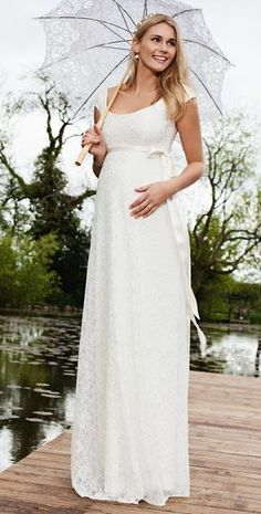 8ee8ed87d06c Beautiful Maternity Wedding Dress http   ladymaternity.com  category 41 Maternity-