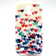 liefde patroon TPU soft cover voor de Samsung Galaxy S4 Mini i9190 – EUR € 4.99