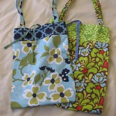 Roll-Up Shopping Bag | AllFreeSewing.com