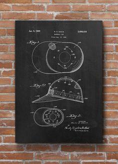 Baseball Cap Patent Print Baseball Patent Sport Bar by dalumna