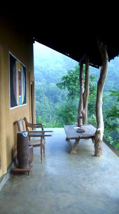 This incredible place is 45mins away from Kandy, up in the hills. Come here and experience the peace and tranquility of the jungle while having a variety of accommodation to the highest level including newly built luxury suites with outside bathrooms and stunning views. And my favourite rice & curry in Kandy - very good food!