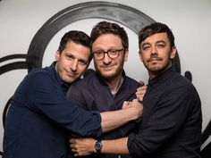 Andy, Akiva, Jorma - the lonely island