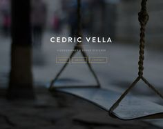 Today's gallery features 25 examples of minimal web design that have also successfully soaked up popular modern design trends. Food Web Design, Creative Web Design, Web Design Trends, Minimalist Web Design, Modern Web Design, Graphic Design, Minimal Design, Website Design Inspiration, Creative Inspiration