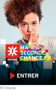 """[École numérique] [Réussite éducative]""""Ma seconde chance"""" : un service en ligne d'orientation pour les jeunes en situation de décrochage. Toute l'info sur www.education.gouv.fr/ma-seconde-chance"""