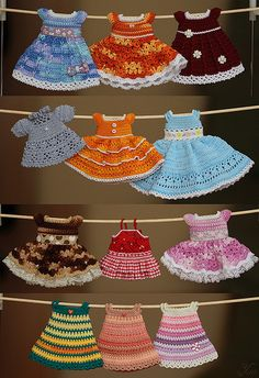 Mama did this kind of crocheting using heavy cotton string instead of yarn. She was so talented and crafty.
