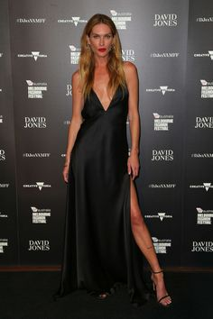 Erin Wasson: David Jones Opening Event at Melbourne Fashion Festival 2016 -02