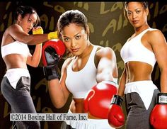 Laila Ali – How Good Was She? – Boxing Hall of Fame